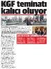 YENİ ŞAFAK 12.01.2018